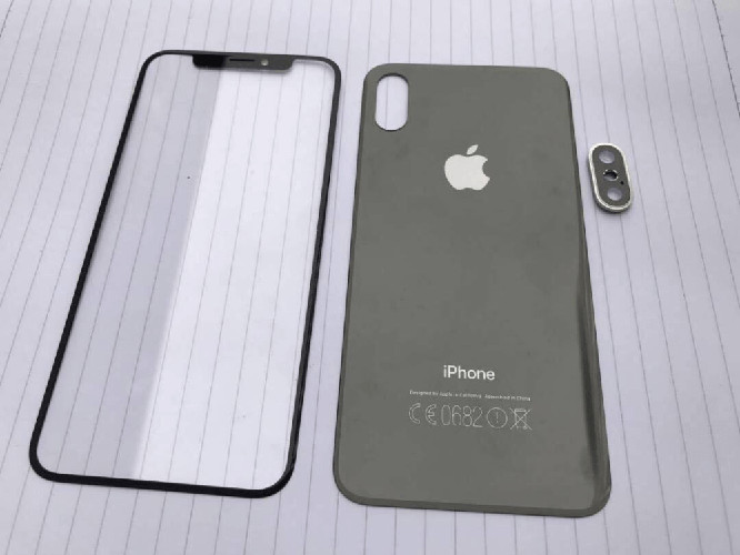 Leaked images show glass backs for iPhone 7, 7s and 8; claim all will have wireless charging