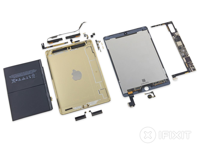 iFixit posts iPad Air 2 teardown
