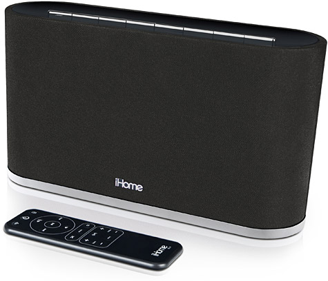 iHome iW2 AirPlay speaker to ship April 1 1