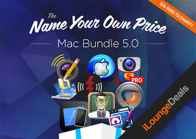 Daily Deal: Name Your Own Price Mac Bundleft. RapidWeaver & TuneUp 29