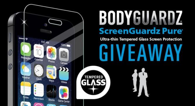 Bodyguardz ScreenGuardz Pure Giveaway - Winners Announced 32