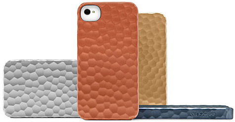 Incase intros Hammered Snap Case for iPhone 4, 4S 1