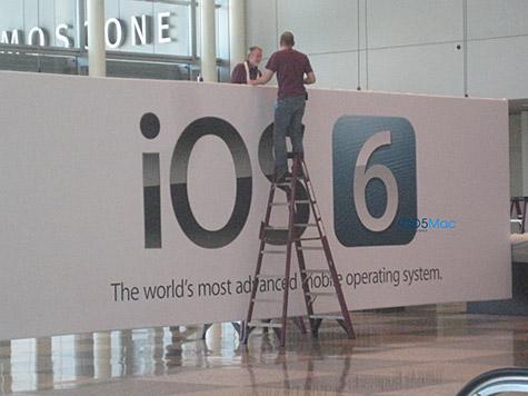 WWDC banner confirms iOS 6 announcement 1