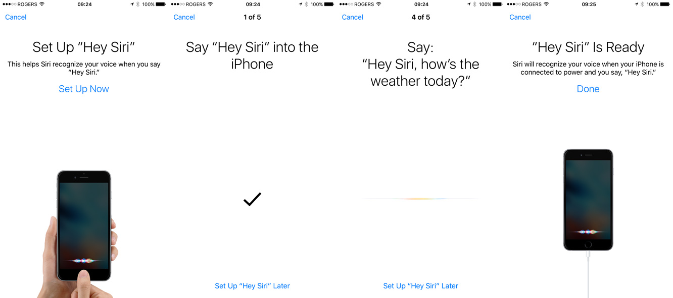 About explains 'Hey Siri' personalization in Machine Learning Journal 2