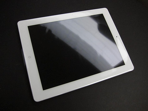 First iPad 2 unboxing photos posted 1