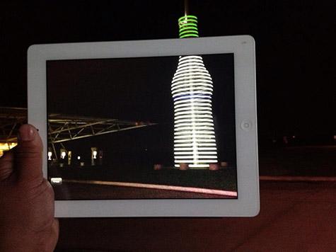 Photo of the Week: Third-Gen iPad in Oklahoma 1