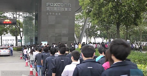 New video shows Foxconn iPad assembly line 1
