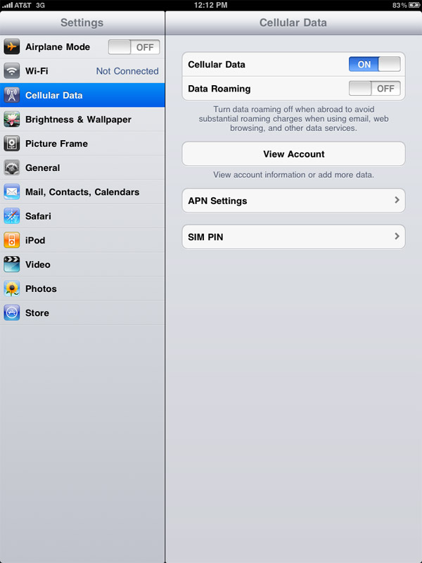 iPad with Wi-Fi + 3G - Our Pre-Review Findings (Updated: Battery + 3G Results) 11