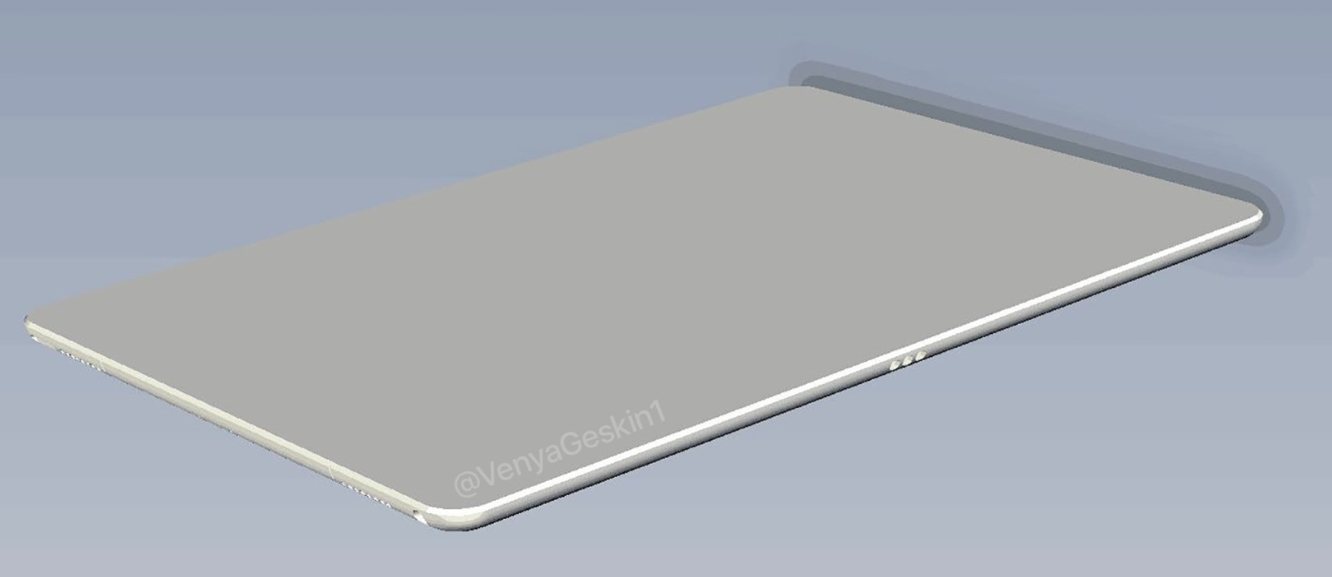 "Cases and renderings show possible new 10.5"" iPad Pro design"
