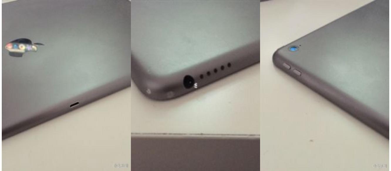 Alleged 'iPad Pro' photos show second Lightning port?