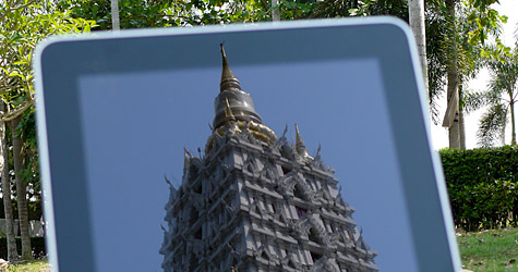 Photo of the Week: iPad in Thailand 1