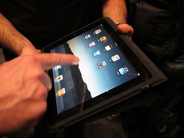 First Look In Progress: Apple iPad (and TONS of new details to share)