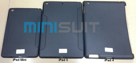 Developers already showing early iPad 5 cases 1