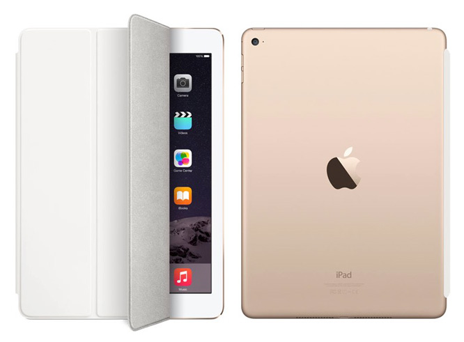 New iPad Smart Cases, Covers shown for iPad Air 2 32