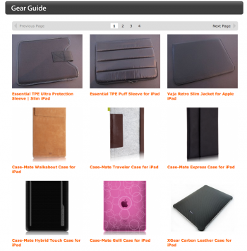 Our New iPad Case Gallery, Designed For Your Convenience 1