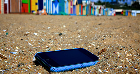 Photo of the Week: iPhone 3G/3GS in Australia 1