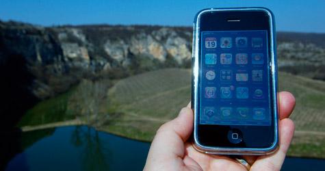 Photo of the Week: iPhone 3G in Bulgaria 1