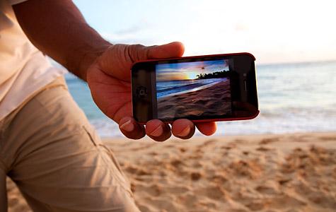 Photo of the Week: iPhone 4 in Hawaii 1