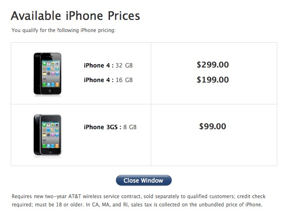 Debit Or Credit Card And If They Are A New ATT Customer Their Account Number From Current Carrier Apple Will Launch The IPhone 4 On June 24