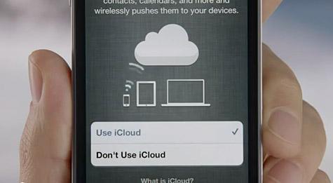 Apple airs new iPhone 4S ad 'iCloud Harmony' 1