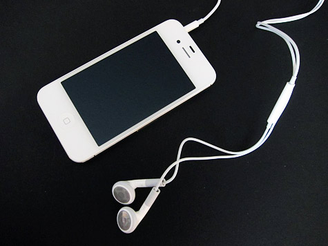 iPhone 4S unboxing, comparison gallery posted 1