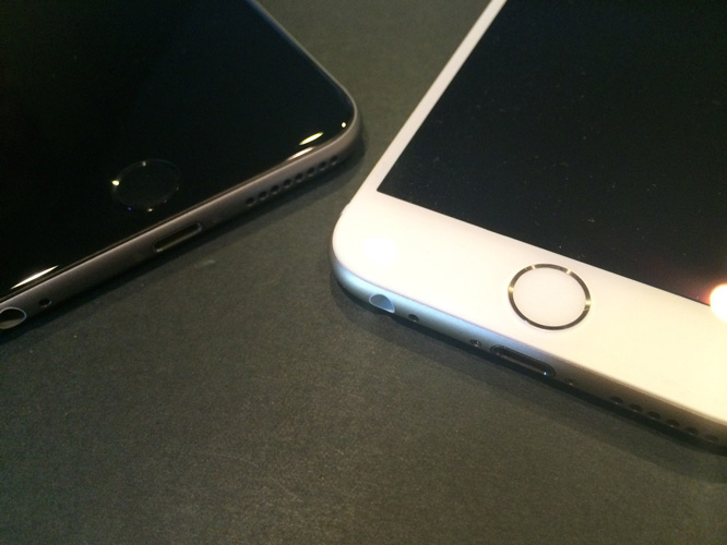 iPhone 6, 6 Plus unboxing and comparison gallery posted 1