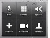 Making a Conference Call on the iPhone 1