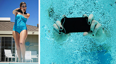 Photojojo offers Scuba Suit for iPhone 4/4S 1