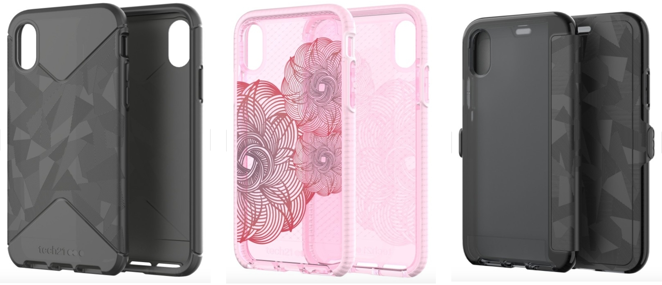 Case makers rush to offer options for new iPhone X