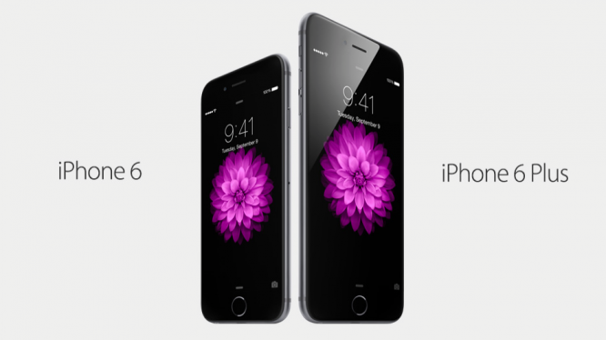 Apple officially debuts iPhone 6, iPhone 6 Plus