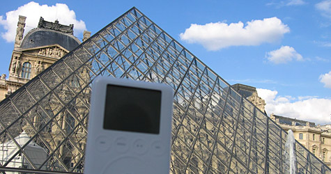 Photo of the Week: iPod 3G in France 1