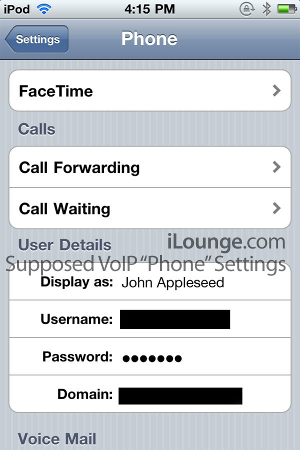 Last-Minute Fourth-Generation iPod touch Details (And 3G / VoIP Rumors)