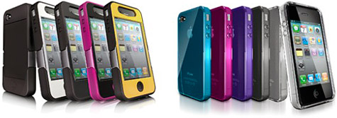 iSkin intros solo, revo4 cases for iPhone 4 1