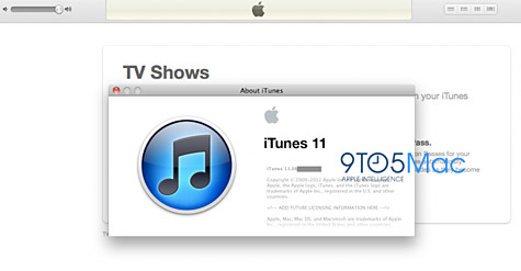 iTunes 11 to feature iOS 6 support, iCloud integration? 1