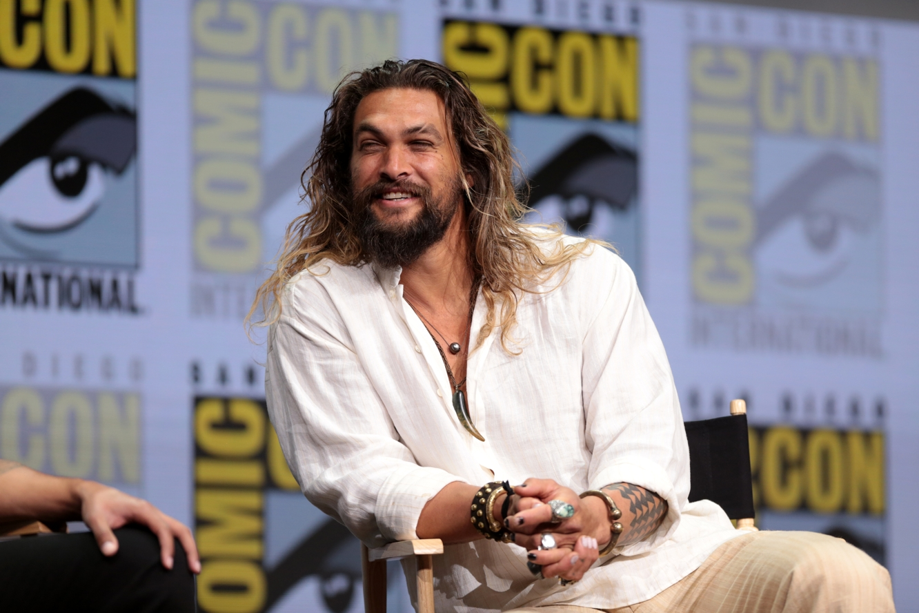 Jason Momoa to star in upcoming Apple sci-fi series 1