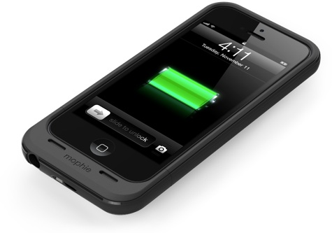 Mophie debuts Juice Pack Plus for iPhone 5 1