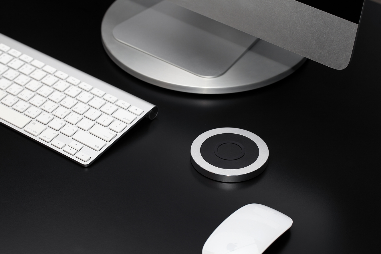 Just Mobile releases AluBase Wireless Charger