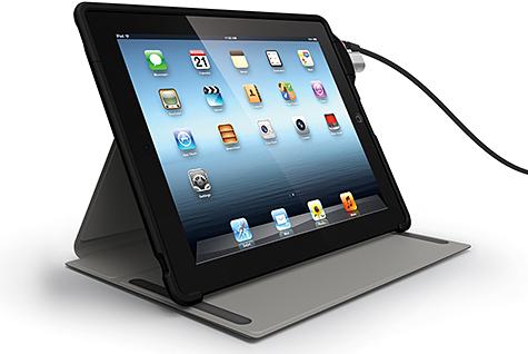 Kensington unveils SecureBack Case + Lock for iPad 1