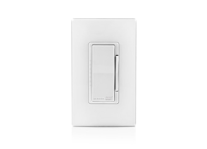 Leviton debuts HomeKit-compatible Decora In-Wall Dimmers and Switches