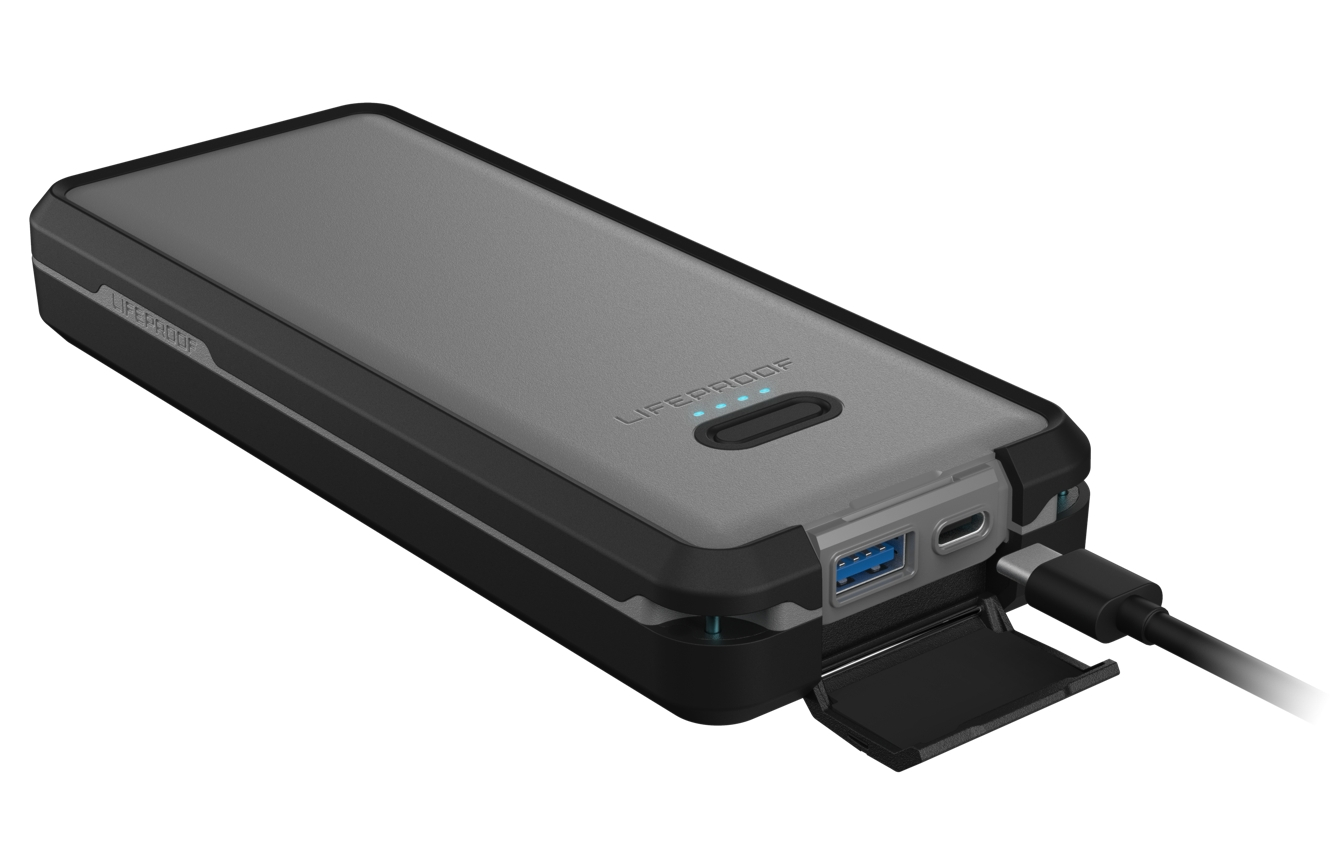 All Things Ipod Iphone Ipad And Beyond Ilounge Mobile Phone Battery Charger Circuit Lifeproof Has Just Announced Lifeactv Power Pack 20 An Update To Last Years Original That Doubles The Capacity Allow It Fully Charge A