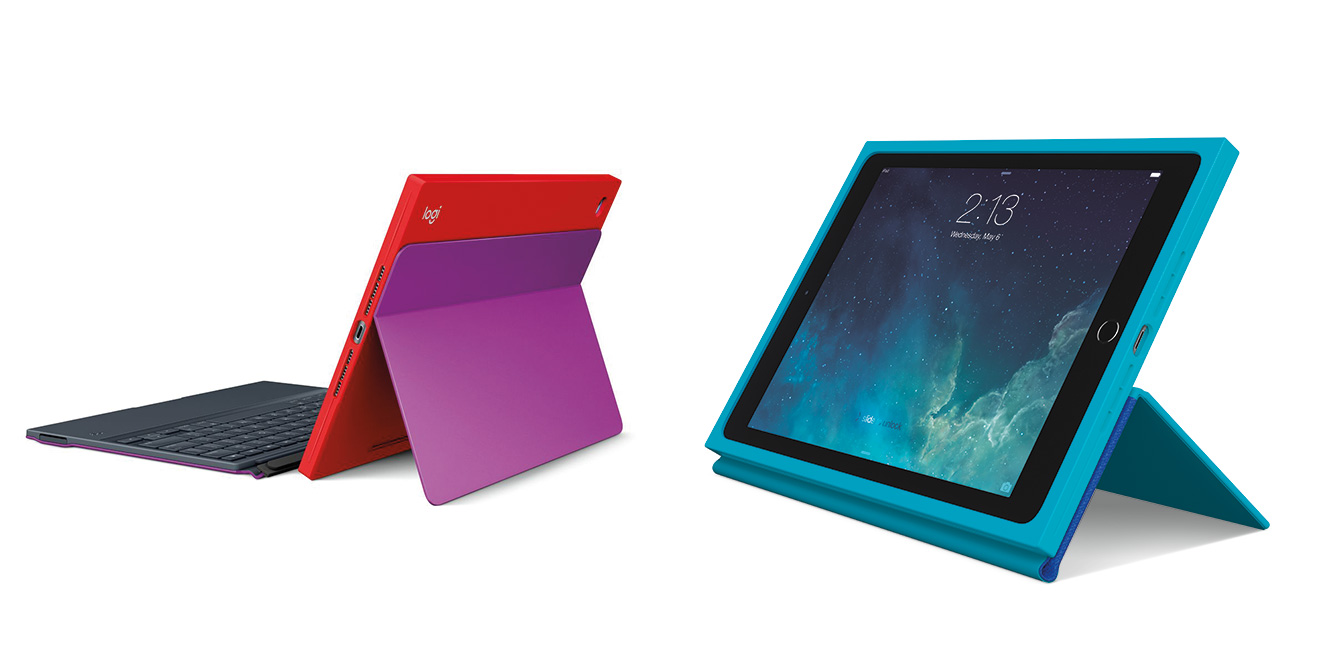 Logitech debuts Logi BLOK cases for iPad Air 2