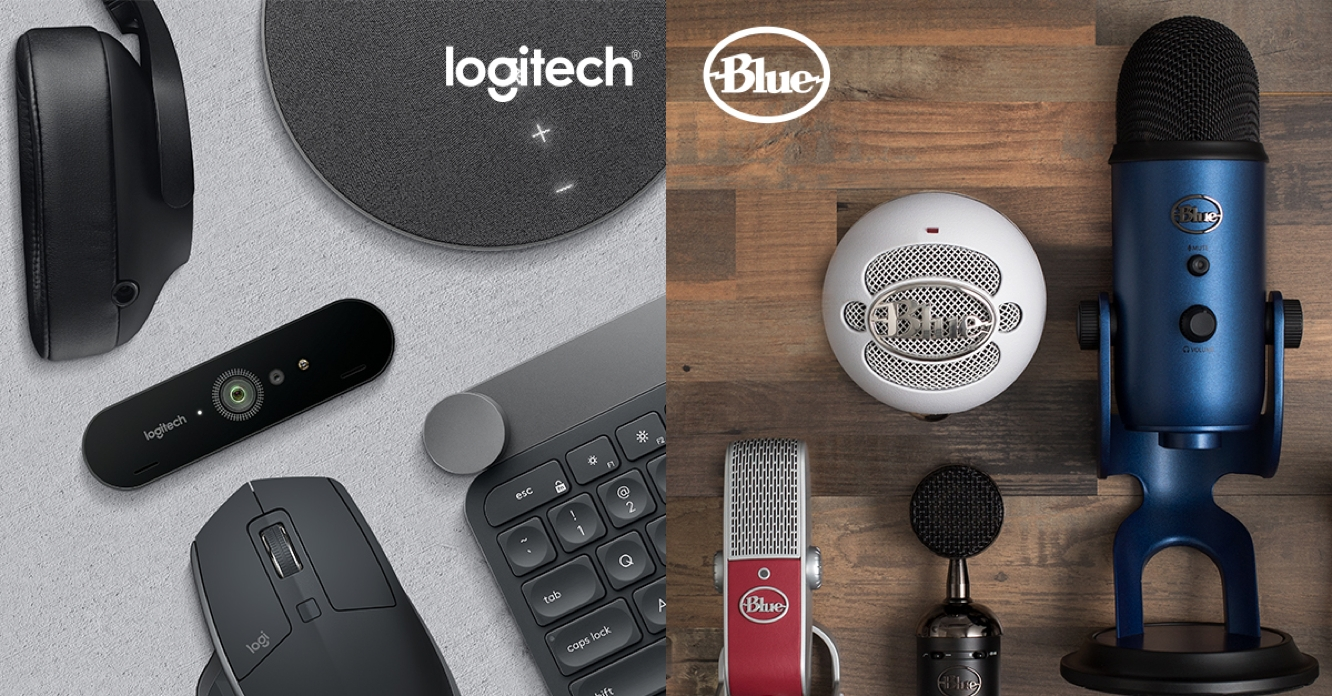 Logitech to acquire Blue Microphones