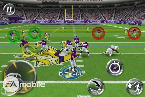EA Mobile posts details of Madden NFL 10 for iPhone