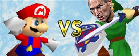 Nintendo preparing for war with Apple 1