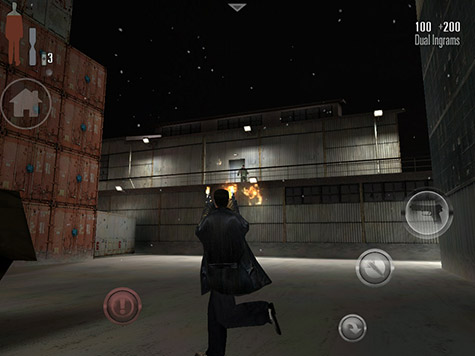 Rockstar to bring Max Payne to iPhone, iPad, iPod touch 1