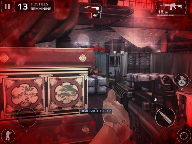 iLounge Game Spotlight: Modern Combat 5: Blackout