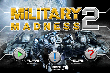 Hudson iPhone lineup: Military Madness NN, Aqua Forest 2, more