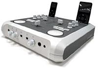 MixPod DJ mixer for iPods introduced 1