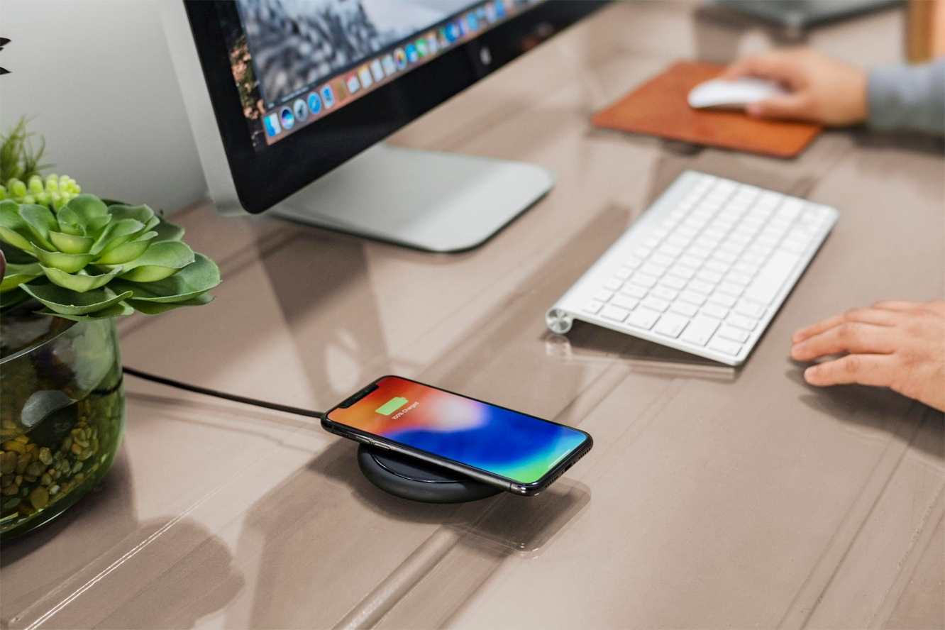 Mophie announces Charge Stream Pad+