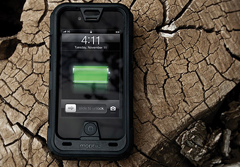 Mophie Offers Rugged Juice Pack Pro For Iphone 4 4s